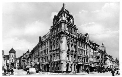Gaststätten & Hotels